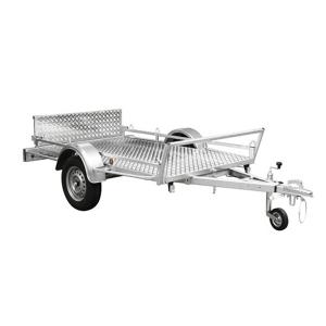 Aanhangwagen moto quad