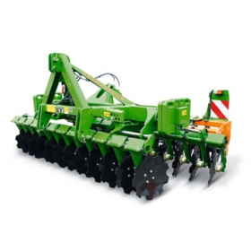 Soil tillage implements