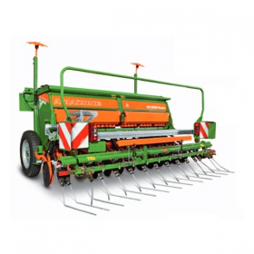 Conventional seed drills