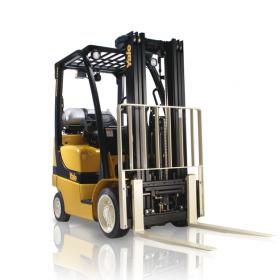 Compacte trucks met interne verbrandingsmotor
