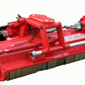 Mulcher For Skid Loaders ESL