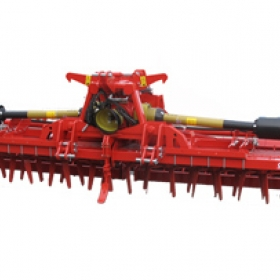 Folding Power Harrows PH