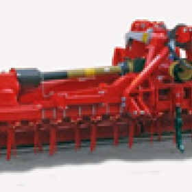 Folding Power Harrows SH