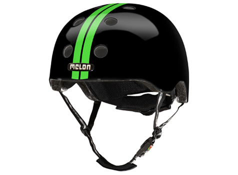 Straight Green Black