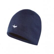 Waterproof Beanie Hat - Navy