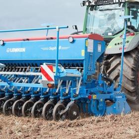 Mechanical seed drills